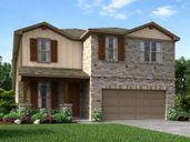 Harlach Farms by Meritage Homes in San Antonio Texas