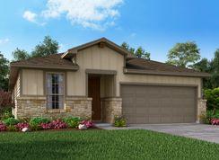 The Rio Grande - Harlach Farms: San Antonio, Texas - Meritage Homes