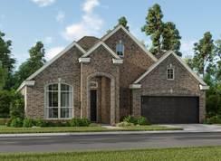 The Denali (5569) - Reserve of Champion Estates: Mont Belvieu, Texas - Meritage Homes