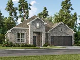 The Matterhorn (5574) - Riverstone Ranch - The Manor - Estate: Pearland, Texas - Meritage Homes