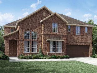 The Huntley - The Ridge at Northlake: Northlake, Texas - Meritage Homes