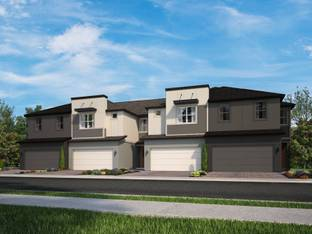 Burbank - Hawks Crest Townhomes: Winter Park, Florida - Meritage Homes