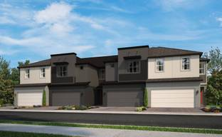 Hawks Crest Townhomes by Meritage Homes in Orlando Florida