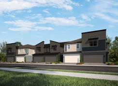 Kingsburg - Hawks Crest Townhomes: Winter Park, Florida - Meritage Homes