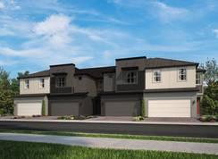 Delano - Hawks Crest Townhomes: Winter Park, Florida - Meritage Homes