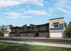 Corona - Hawks Crest Townhomes: Winter Park, Florida - Meritage Homes