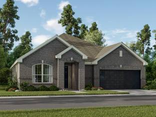 The Denali (5569) - Riverstone Ranch - The Manor - Estate: Pearland, Texas - Meritage Homes