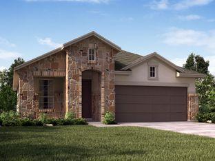 The Brazos (3002) - Prescott Oaks: San Antonio, Texas - Meritage Homes