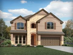 1813 Pleasant Knoll Trail (The Leila)