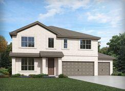 The Flora - ArrowBrooke - The Estate Series: Aubrey, Texas - Meritage Homes