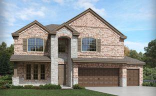 ArrowBrooke - The Estate Series by Meritage Homes in Dallas Texas