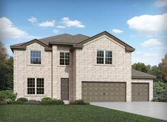 The Sophia - ArrowBrooke - The Estate Series: Aubrey, Texas - Meritage Homes