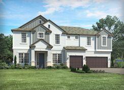 Kerrville II - Hawks Crest: Winter Park, Florida - Meritage Homes