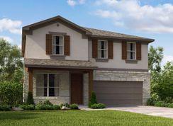 The San Jacinto (3007) - Prescott Oaks: San Antonio, Texas - Meritage Homes