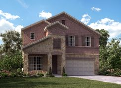 The San Jacinto - Ranch Park Village - Texana Series: Sachse, Texas - Meritage Homes