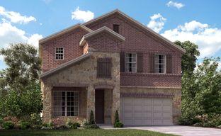 Ranch Park Village - Texana Series by Meritage Homes in Dallas Texas