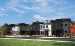 Sand Lake Sound Townhomes by Meritage Homes in Orlando Florida