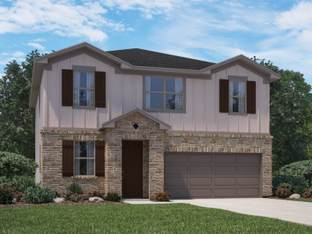 The Red River - Harlach Farms: San Antonio, Texas - Meritage Homes