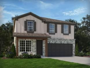 The San Jacinto - Asher Place: Saint Hedwig, Texas - Meritage Homes