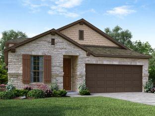 The Guadalupe - Harlach Farms: San Antonio, Texas - Meritage Homes