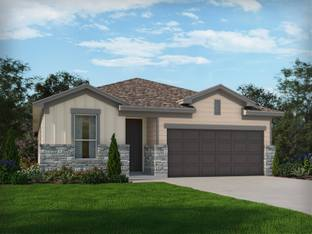 The Rio Grande - Asher Place: Saint Hedwig, Texas - Meritage Homes
