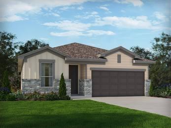 Meritage Homes New Home Plans in San Antonio TX | NewHomeSource