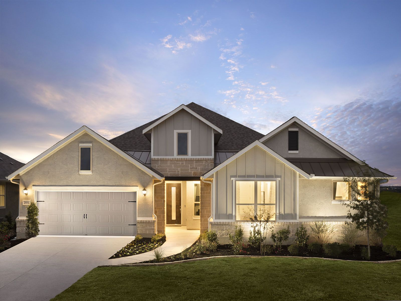 Homes In The Domain At Sienna By Meritage Homes. Meritage Homes In San  Antonio ...