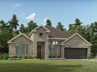 The Ashleigh (5183) - Riverstone Ranch - The Manor - Estate: Pearland, Texas - Meritage Homes