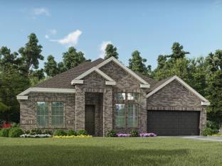 The Alyssa (5182) - Riverstone Ranch - The Manor - Estate: Pearland, Texas - Meritage Homes