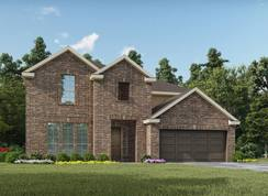 The Ranier (5568) - Riverstone Ranch - The Manor - Estate: Pearland, Texas - Meritage Homes