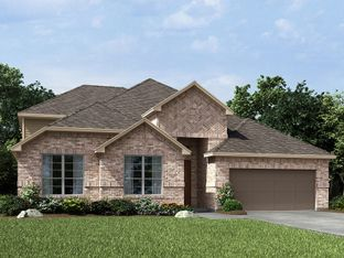 The Belcourt - Northaven - Chateau Series: Rowlett, Texas - Meritage Homes