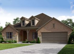 The Chambord - Northaven - Chateau Series: Rowlett, Texas - Meritage Homes