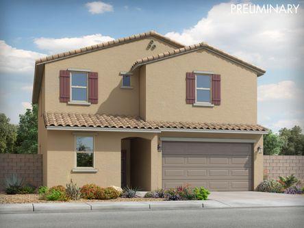 Homestead At Marley Park Estate Series By Meritage Homes In Phoenix Mesa Arizona
