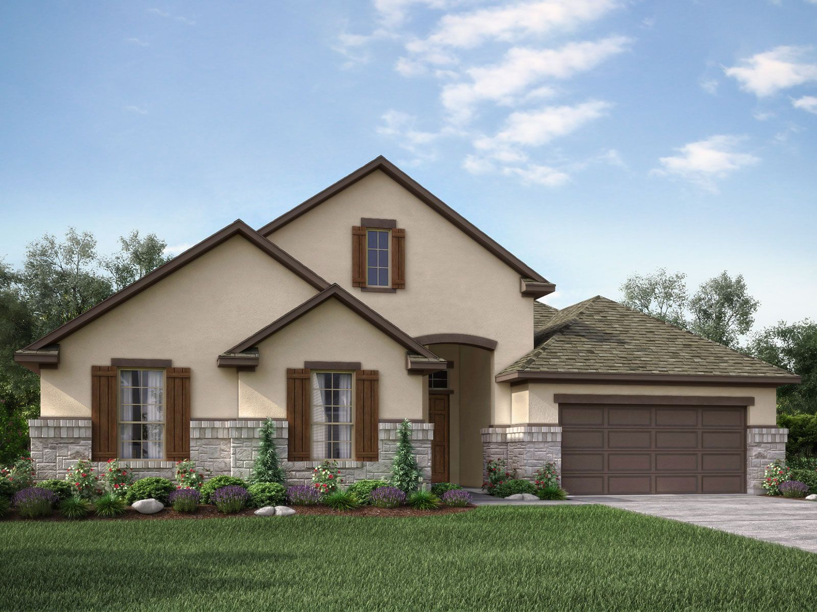 The Domain At Sienna By Meritage Homes In San Antonio Texas