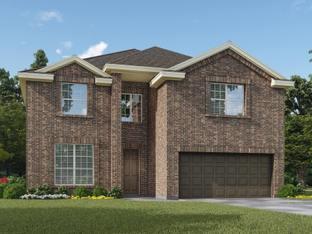 The Trinidad (4L85) - Sierra Vista: Iowa Colony, Texas - Meritage Homes