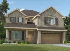 The Trinidad (4L85) - Miramesa - The Reserve: Cypress, Texas - Meritage Homes