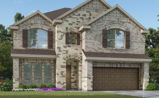 Miramesa - The Reserve by Meritage Homes in Houston Texas