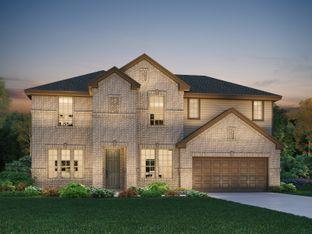 The Cardiff (5234) - Reserve of Champion Estates: Mont Belvieu, Texas - Meritage Homes