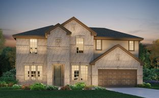Reserve of Champion Estates by Meritage Homes in Houston Texas