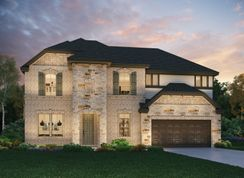 The Cardiff (5234) - Imperial - Artisan Collection: Sugar Land, Texas - Meritage Homes