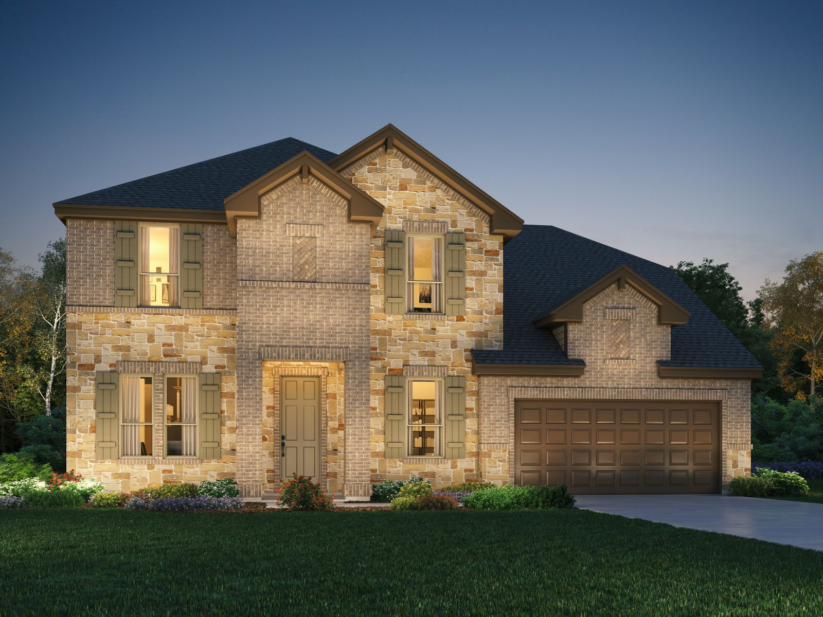 Imperial - Artisan Collection by Meritage Homes - Brandon Scott