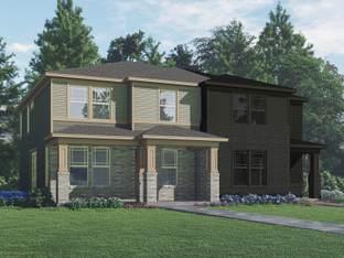 The Buena Vista - Commons at East Creek: Aurora, Colorado - Meritage Homes