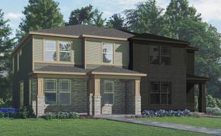 Commons at East Creek by Meritage Homes in Denver Colorado