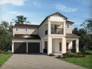 Thoreau - Sand Lake Sound: Orlando, Florida - Meritage Homes