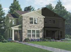 The Nederland - Commons at East Creek: Aurora, Colorado - Meritage Homes