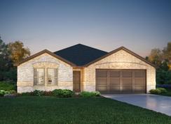 The Greenville (C400) - Deerbrooke: Leander, Texas - Meritage Homes