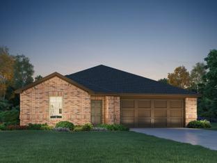 The Oleander (C401) - Deerbrooke: Leander, Texas - Meritage Homes