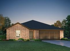The Oleander (C401) - Cross Creek - The Hills: Hutto, Texas - Meritage Homes