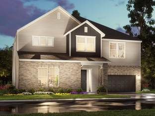 The Gramercy (S308) - Spring Brook Village - Executive Home Collection: Houston, Texas - Meritage Homes