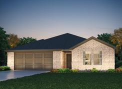 The Henderson (C404) - Deerbrooke: Leander, Texas - Meritage Homes